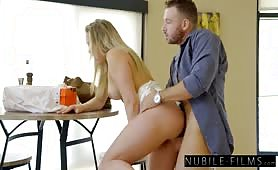 NubileFilms - Mia Malkova The Perfect Big Ass White Girl